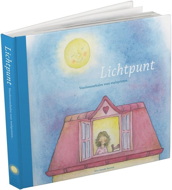 Boek LICHTPUNT - Voorleesverhalen voor voelsprietjes -
