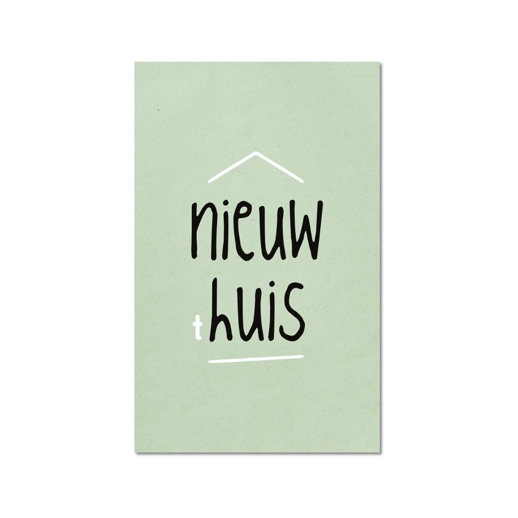 ZINVOL kaart - Nieuw t(h)uis -
