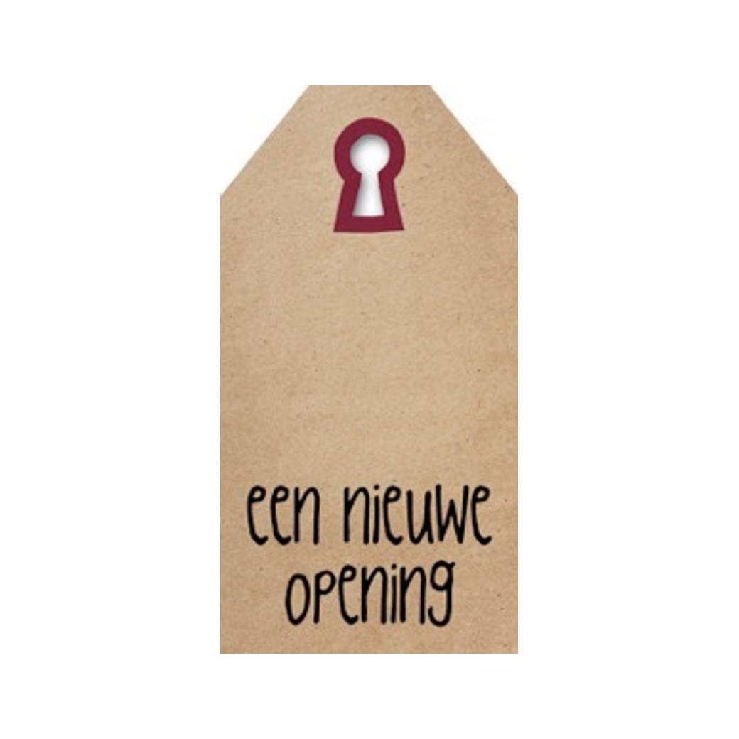 ZINVOL kadokaart - Een nieuwe opening -