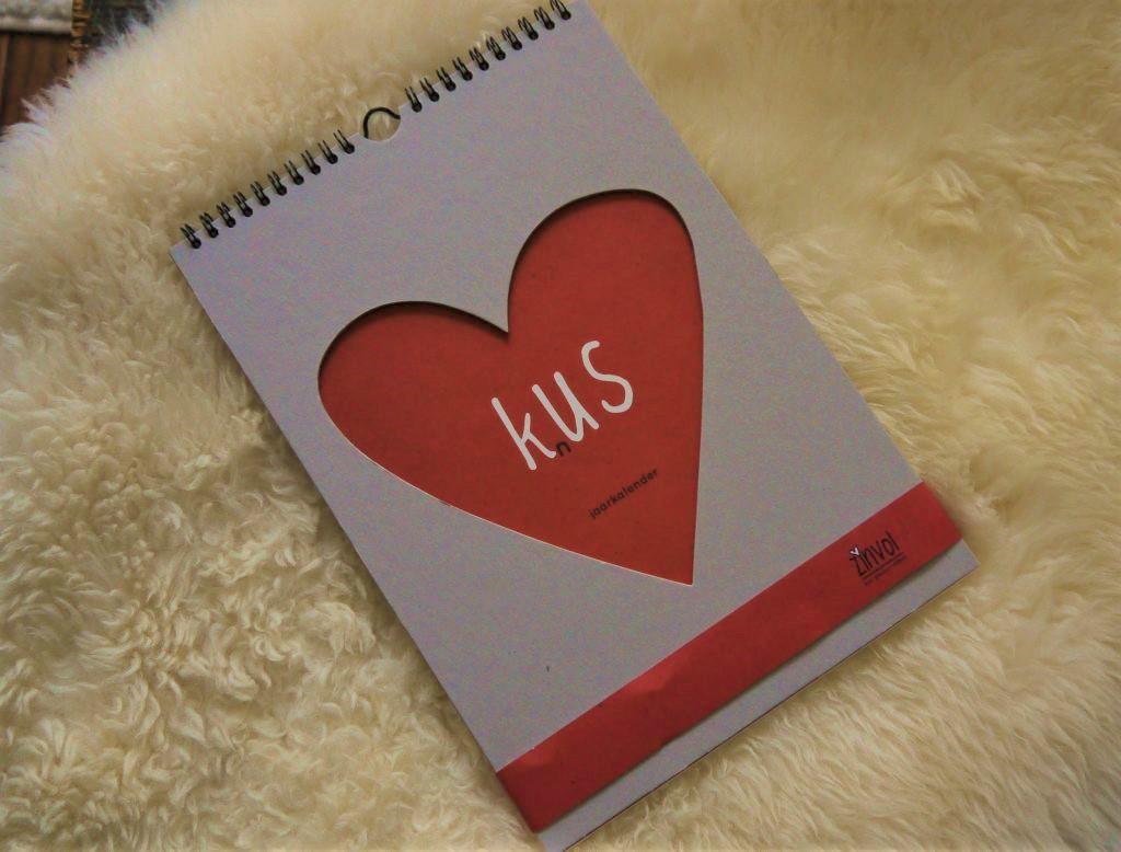 ZINVOL jaarkalender - Knus -
