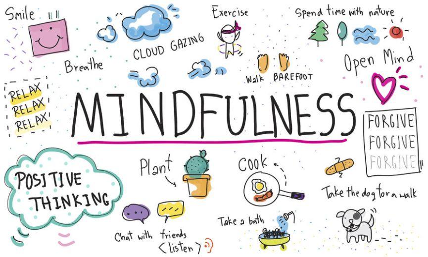 mindfulness basis en meditatie training - start 13 maart -